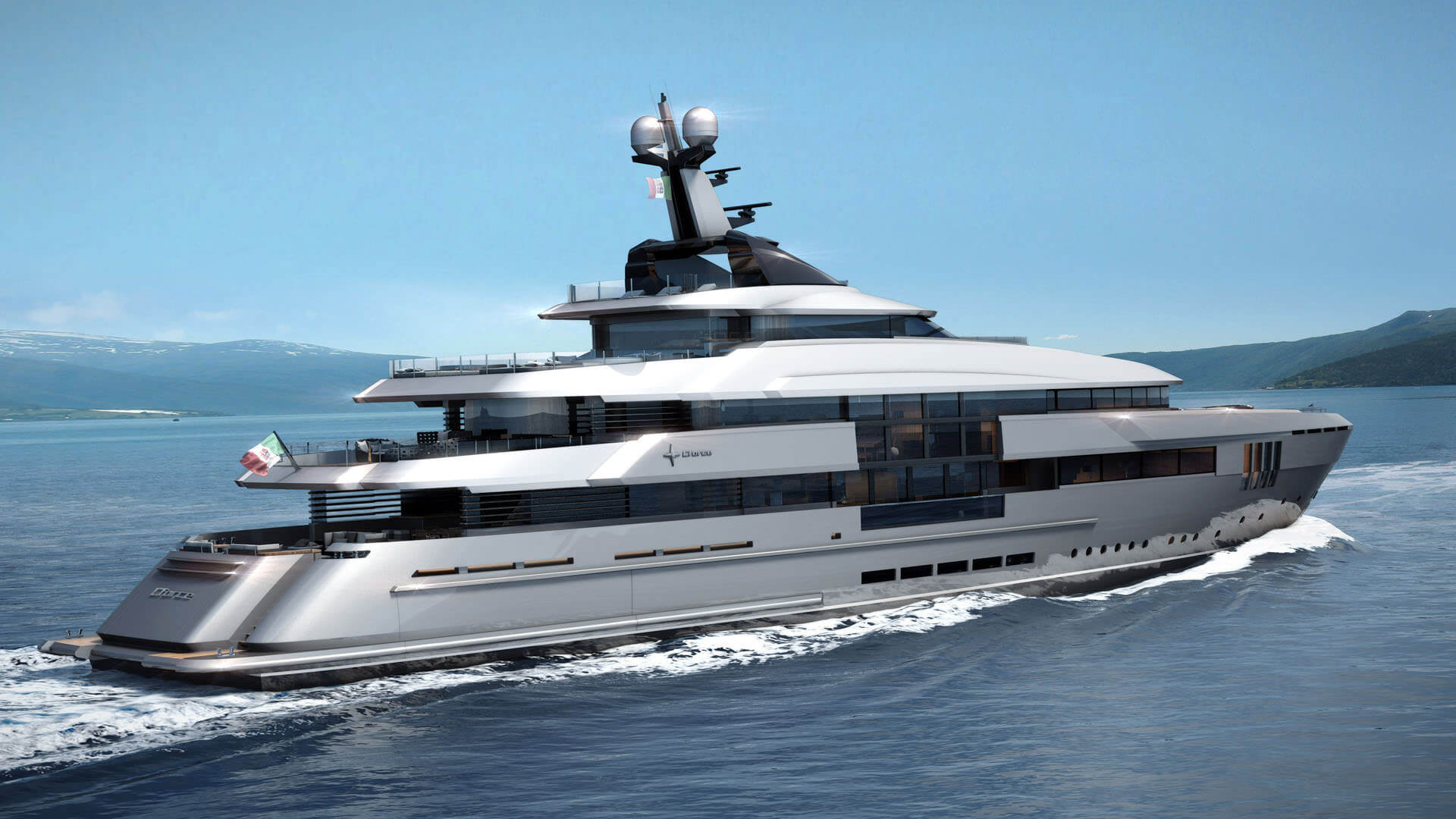C Force - Admiral Yacht - Luxury Super Yacht