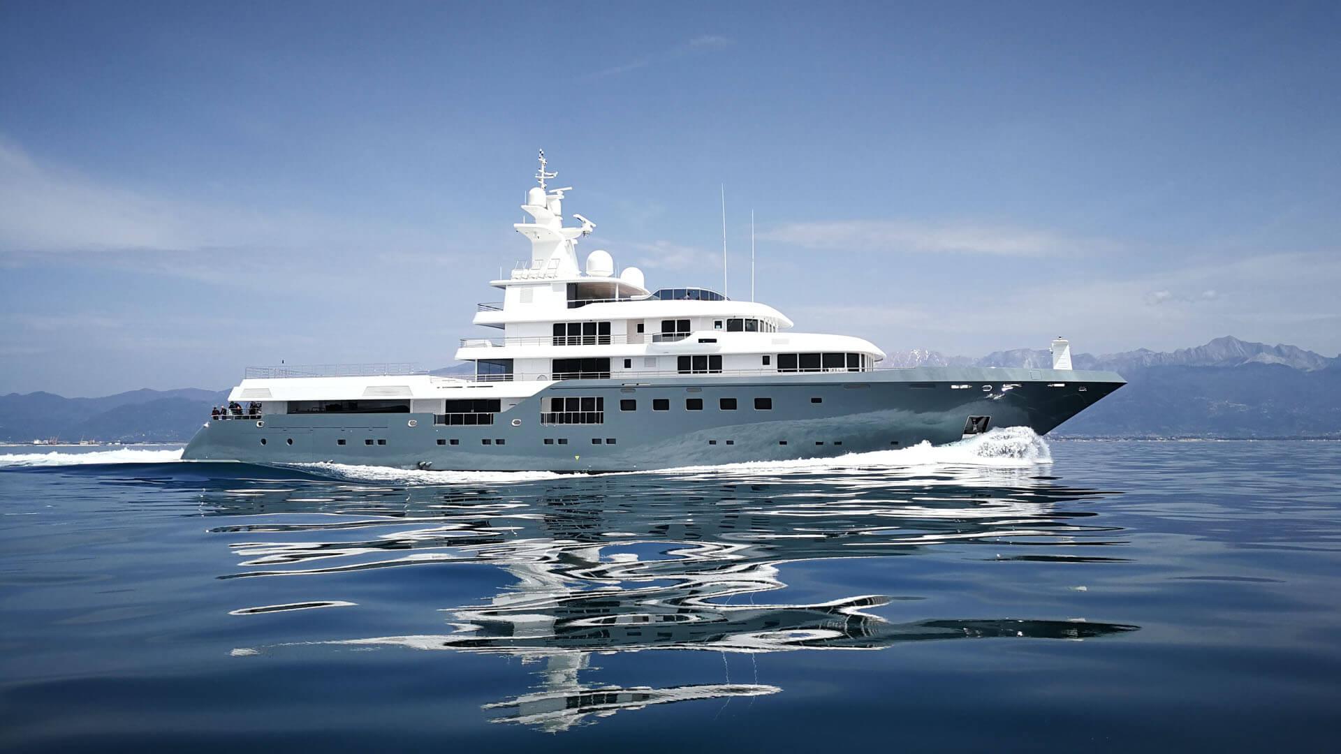 Archivio Yachts Admiral Yacht Luxury Super Yacht